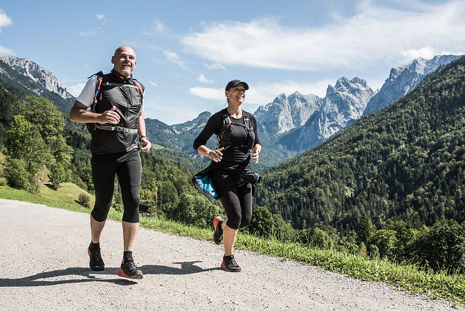 In June at the KOASA March Ebbs the Kaiser Mountains will become the hotspot of the trail running and hiking scene